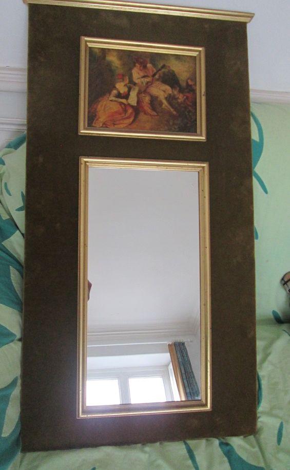 Achetez miroir romantique occasion annonce vente nantes 44 wb155864202 - Jardin romantique definition nantes ...