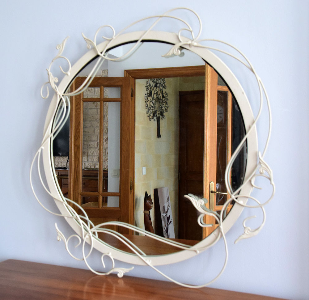 Miroir rond 50 cm de diamètre 8 Annœullin (59)