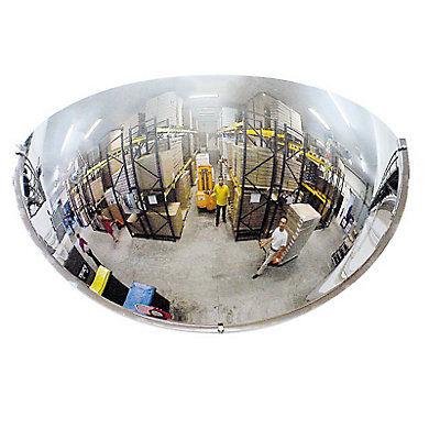 Miroir de sécurité quart de sphère Ref 121072 39 Villers-Cotterêts (02)