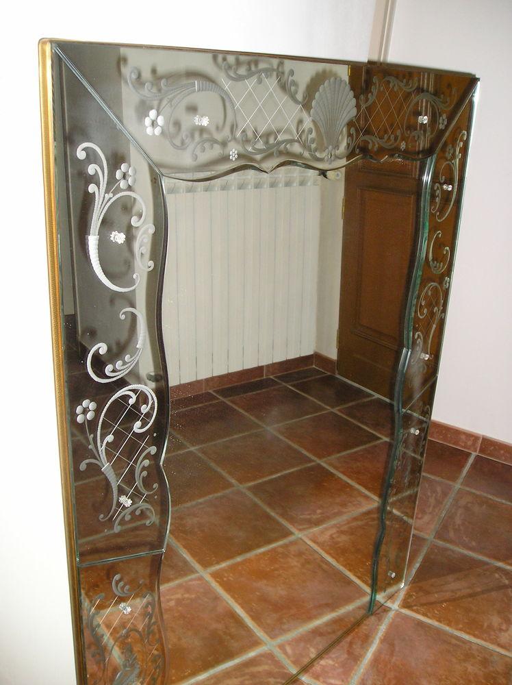 Miroir style vénitien 200 Moussan (11)