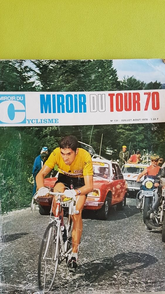 MIROIR DU TOUR 70 0 Toulouse (31)