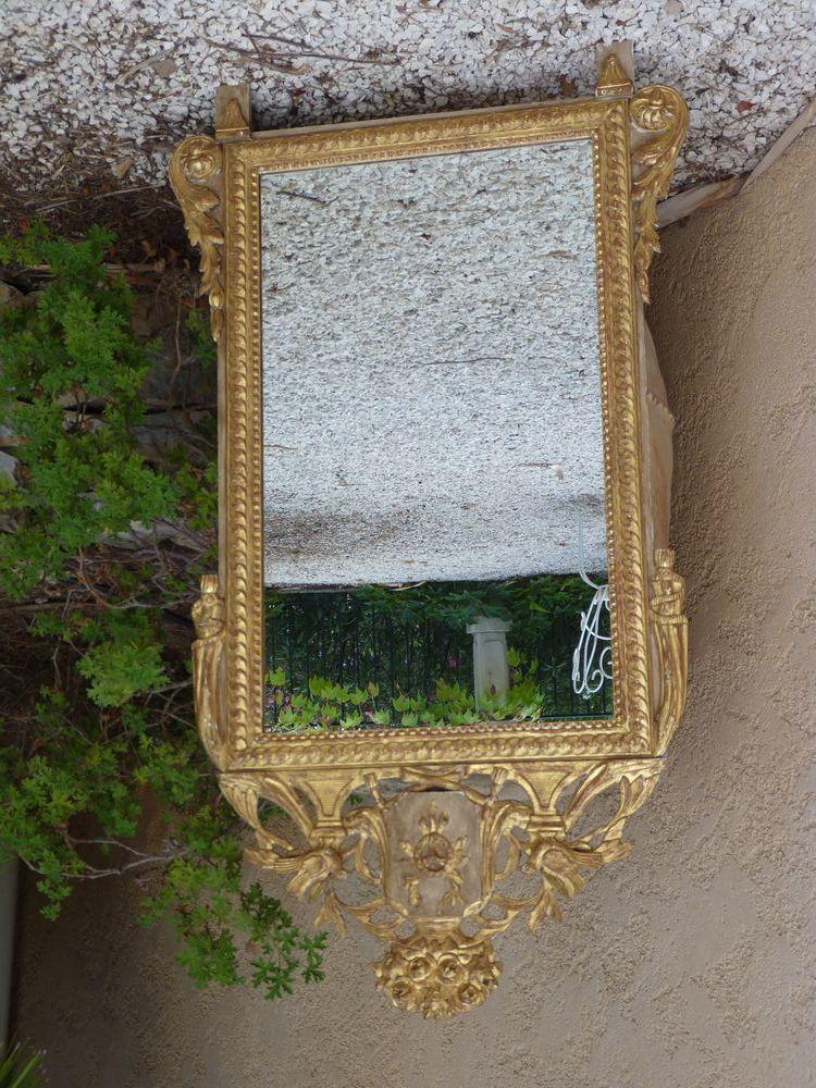 Achetez miroir miroir bois occasion annonce vente la for Achat maison la valette du var