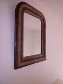 miroirs anciens cadres en bois en bois  80 Arles (13)