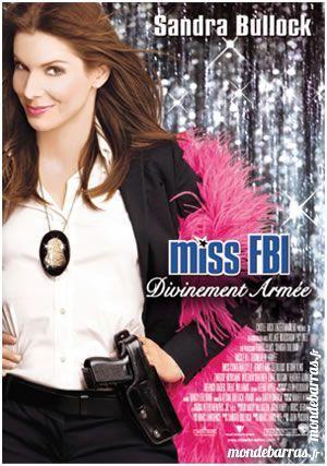 K7 Vhs: Miss FBI : Divinement Armée (551) 6 Saint-Quentin (02)