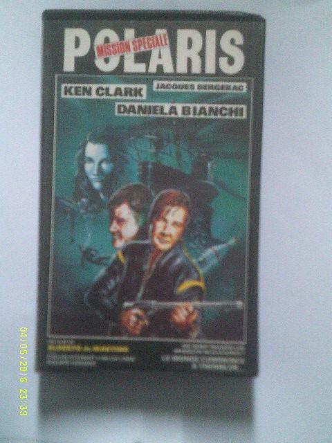MISSION SPECIALE POLARIS  , DVD avec Ken Clark   0 Malo Les Bains (59)