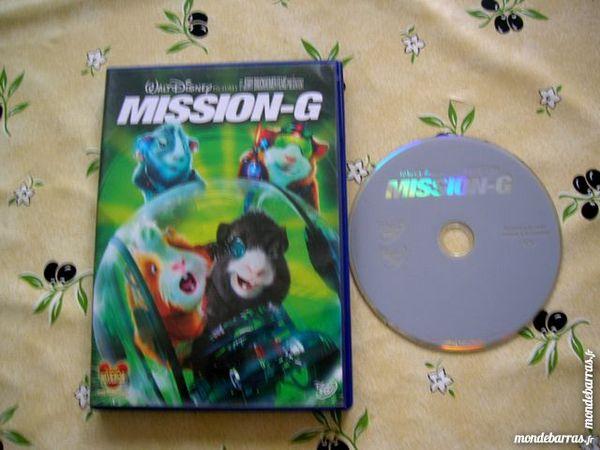 DVD MISSION G - Walt Disney - Dessin animé 9 Nantes (44)