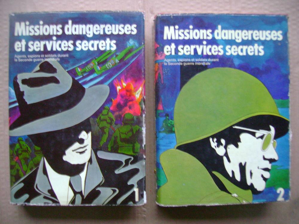 Missions dangereuses et services secrets  5 Hagetmau (40)
