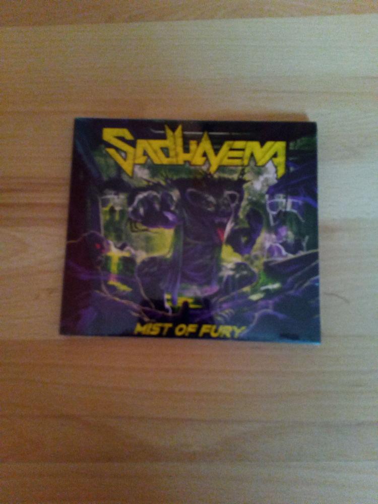 CD Mist of Fury de Sadhayena (Neuf) 14 Ardoix (07)
