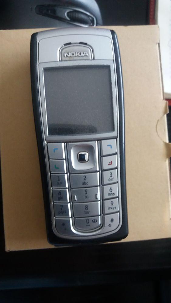 mobile  NOKIA  6230 I. (2006)facture 379,00 Euros 0 Fréjus (83)