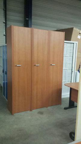 Mobilier de bureau : armoire porte haute 190 Loos-en-Gohelle (62)