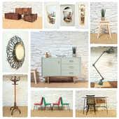 Mobilier Décoration Design Vintage Années 50 60 70 45 Rennes (35)