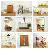 Mobilier Décoration Vintage Scandinave Années 60 25 Rennes (35)