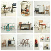 Mobilier Décoration Vintage Années 50 60 70 80 50 Rennes (35)