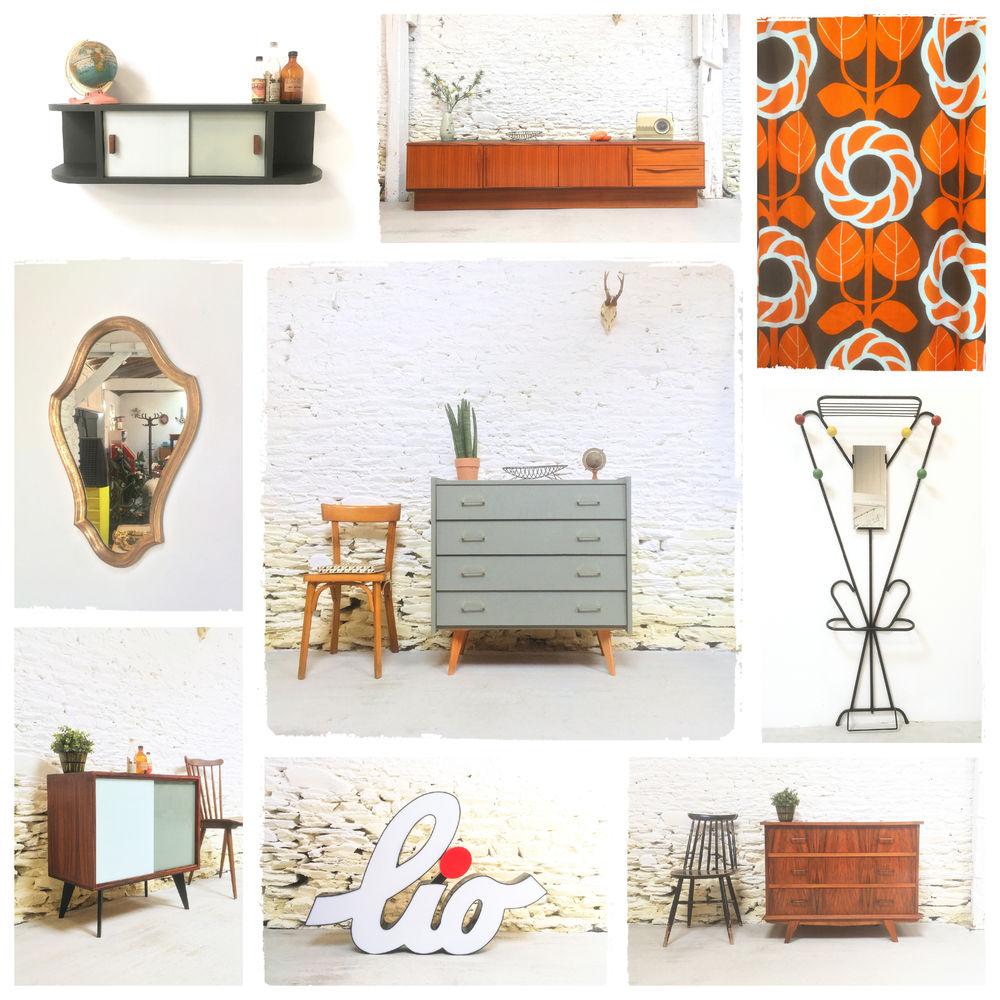 Mobilier Décoration Vintage Scandinave Années 50 60 70 35 Rennes (35)