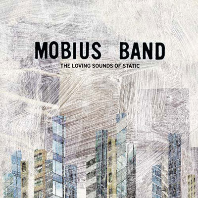 CD MOBIUS BAND  The loving sounds of static  NEUF 9 Tulle (19)