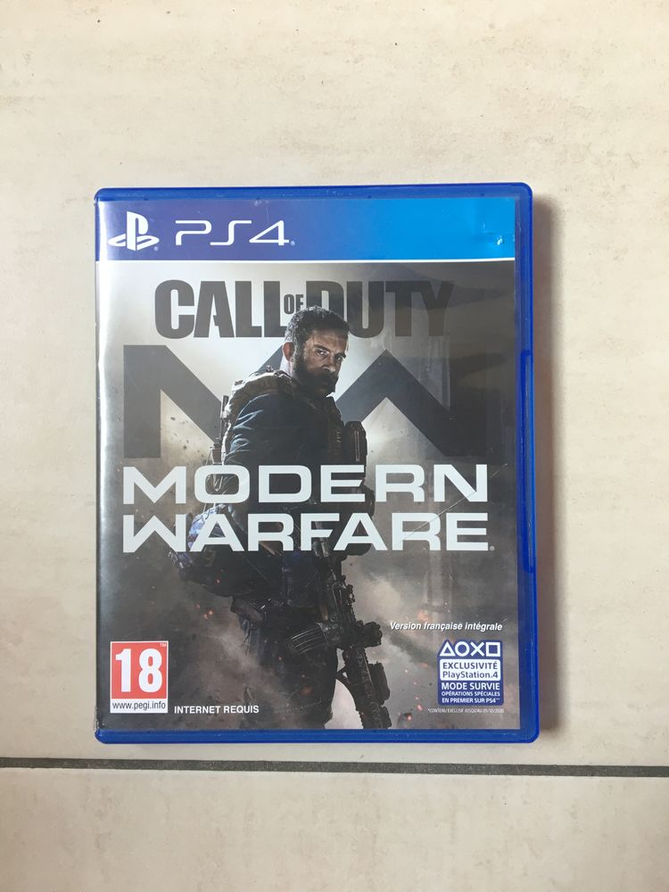 Modern Warfare Ps4 50 Arras (62)