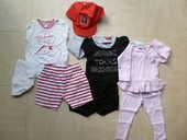 6 mois lot de vêtements pour fille - zoe 5 Martigues (13)