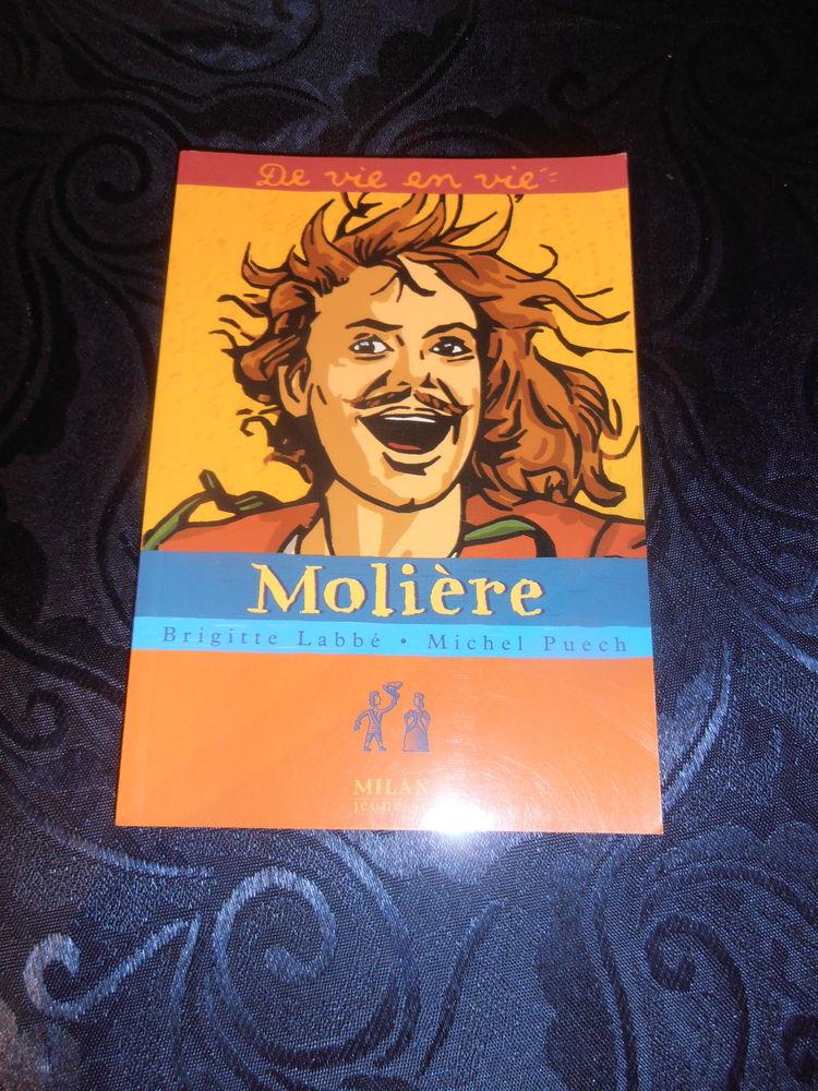 Molière Livres et BD