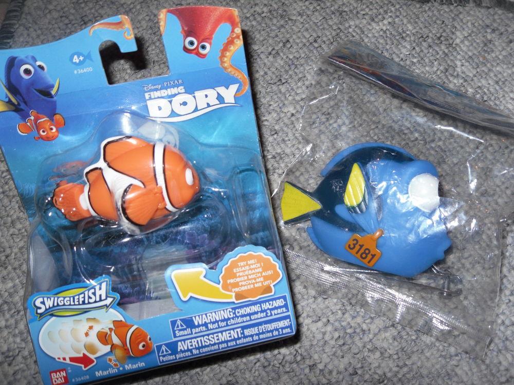 Le Monde de DORY: 2 jouets (Lot) NEUFS 12 Neuville-de-Poitou (86)