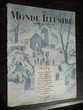 le MONDE ILLUSTRÉ numéro spécial ' NOEL' 1937  1937