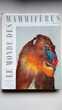 Le monde des mammifères Livres et BD