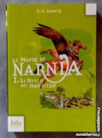 LE MONDE DE NARNIA T1 LE NEVEU DU MAGICIEN Folio J 2 Attainville (95)