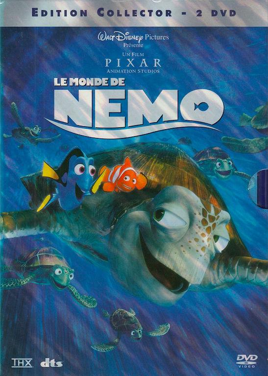 DVD  Monde De Nemo Walt Disney - Edit Collector - Double DVD 4 Bagnolet (93)