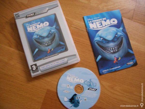 Jeu PC le monde de Nemo 2 Lantenot (70)