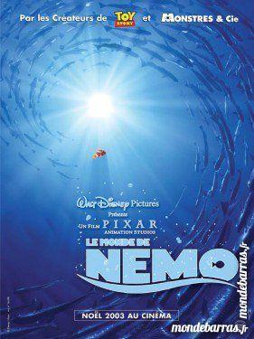 K7 Vhs: Le Monde de Nemo (141) 6 Saint-Quentin (02)