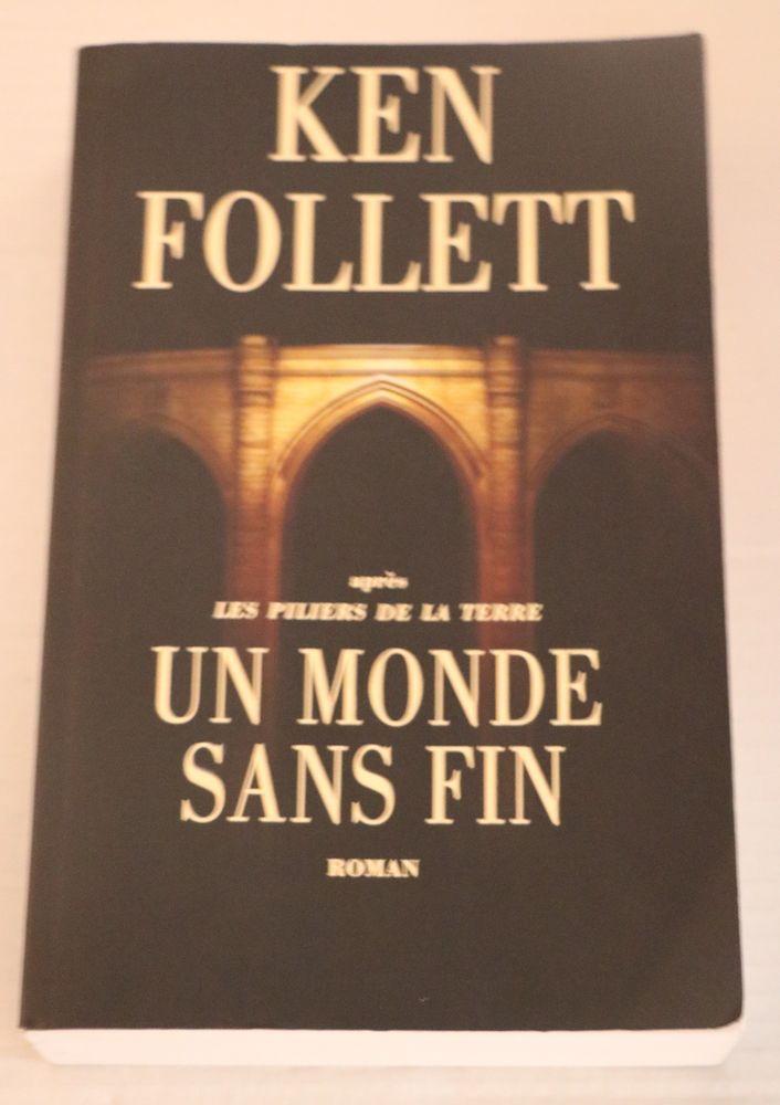 un monde sans fin de Ken FOLLETT 6 Paris 11 (75)