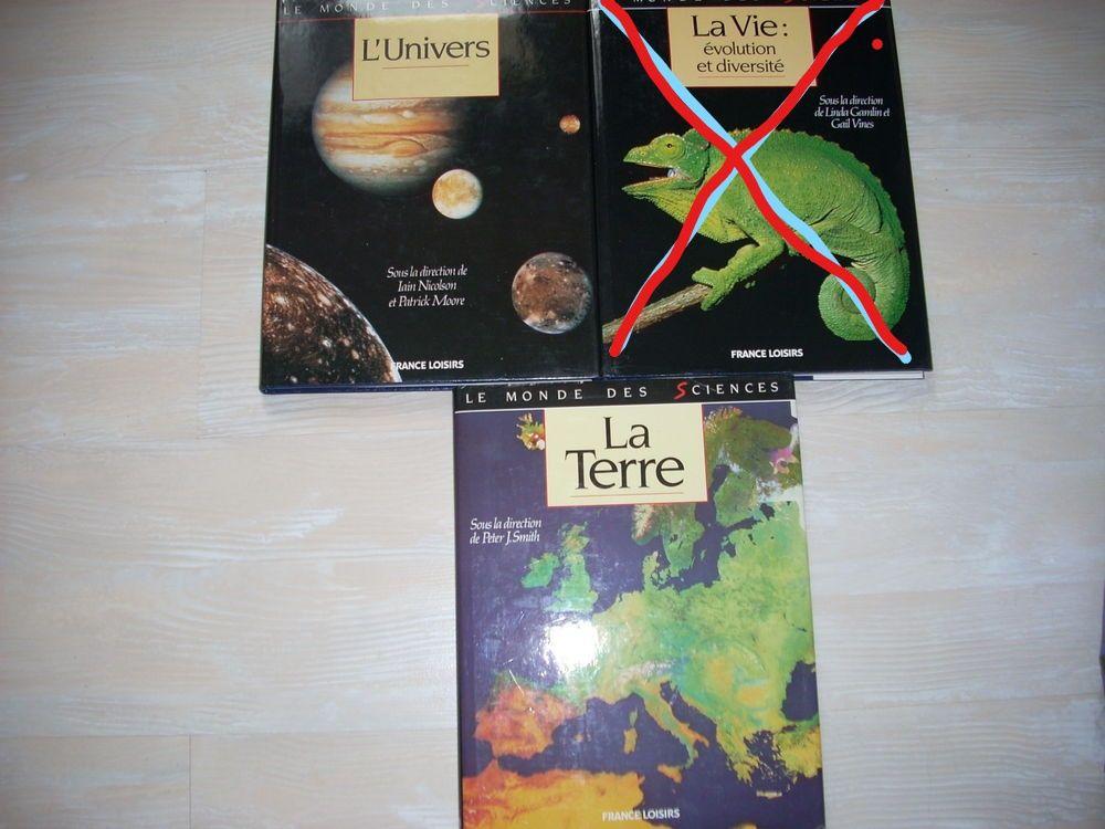 Le monde des sciences 3 Issou (78)