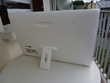 Moniteur LG Flatron blanc W2230S 56 cm avec sa connectique Photos/Video/TV