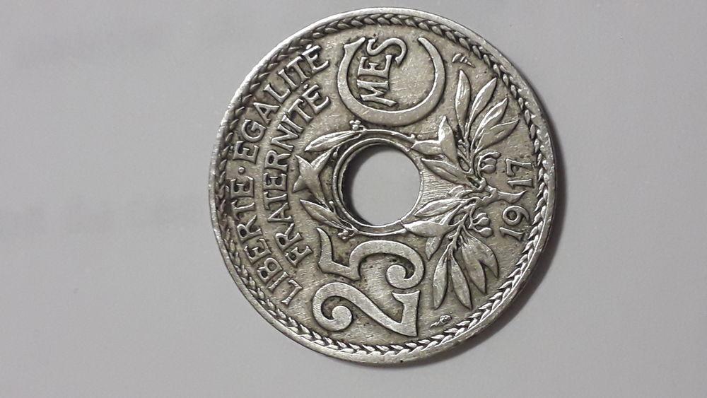 monnaie ancienne  5 Haillicourt (62)