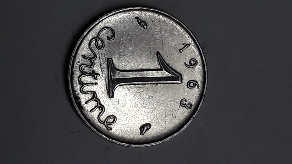 monnaie ancienne 1 Haillicourt (62)
