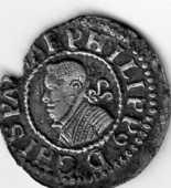 monnaie espagnole 17ième siècle 100 Soulac-sur-Mer (33)