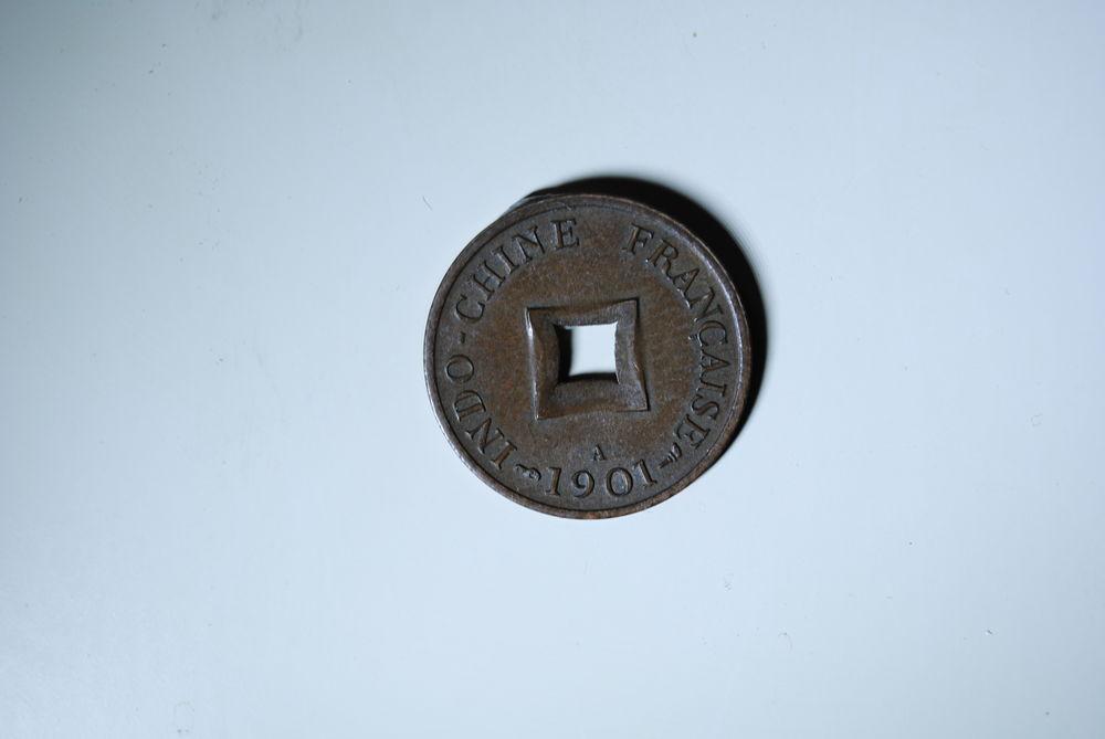 monnaies ancienne  25 Haillicourt (62)