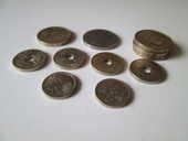 Monnaies espagnole Pesetas 10 Castres (81)