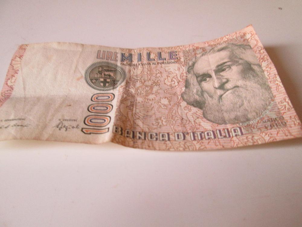 Monnaies étrangères Lire  ITALIENNES 10 Castres (81)