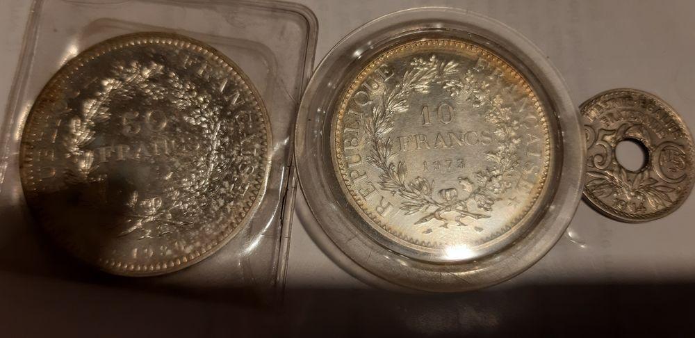Monnaies modernes 250 Thann (68)