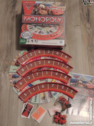 MONOPOLY DISNEY CARS 2 HASBRO NEUF 12 Rosny-sous-Bois (93)