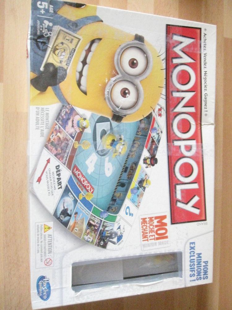 Monopoly Moi moche et méchant 10 Saint-Jean-Pla-de-Corts (66)