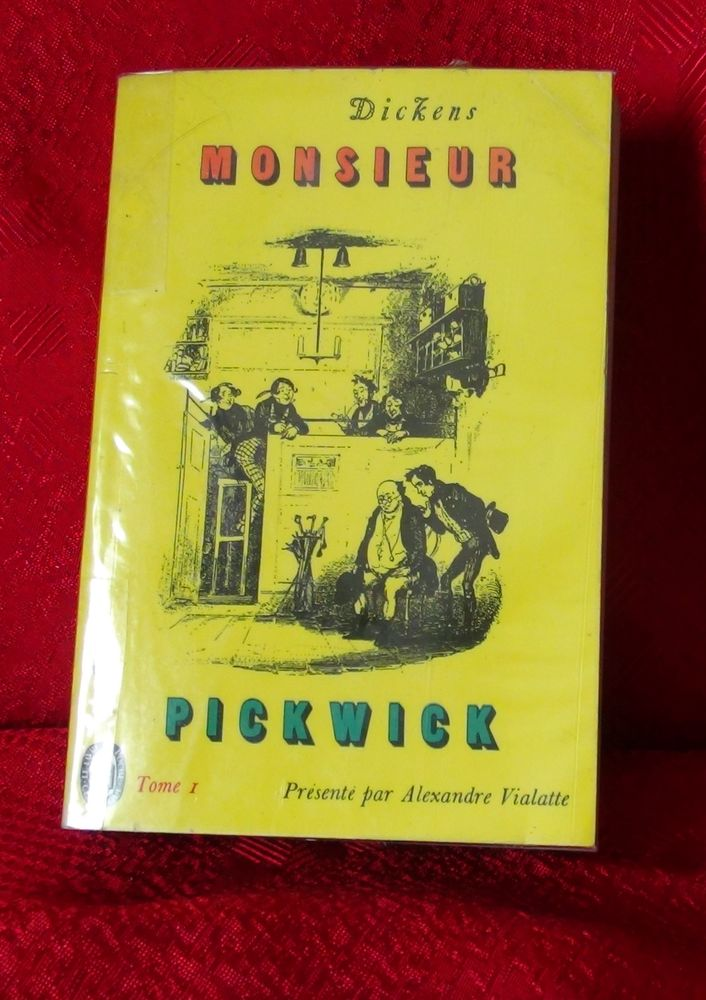 Monsieur Pickwick 1 La Tranche-sur-Mer (85)