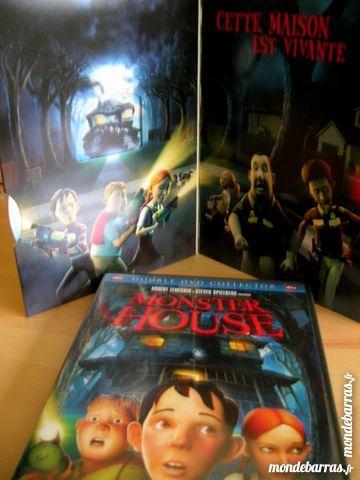 DVD MONSTER HOUSE Collector - Dessin Animé - 2 DVD 12 Nantes (44)