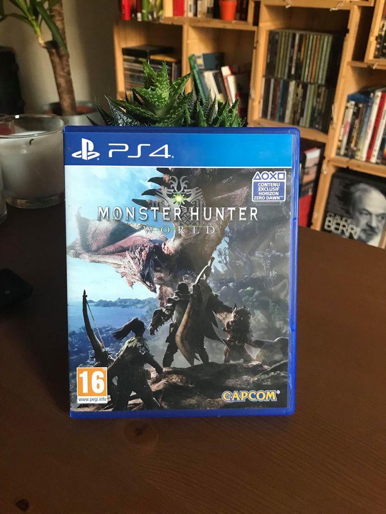 Monster Hunter World PS4 25 Bordeaux (33)
