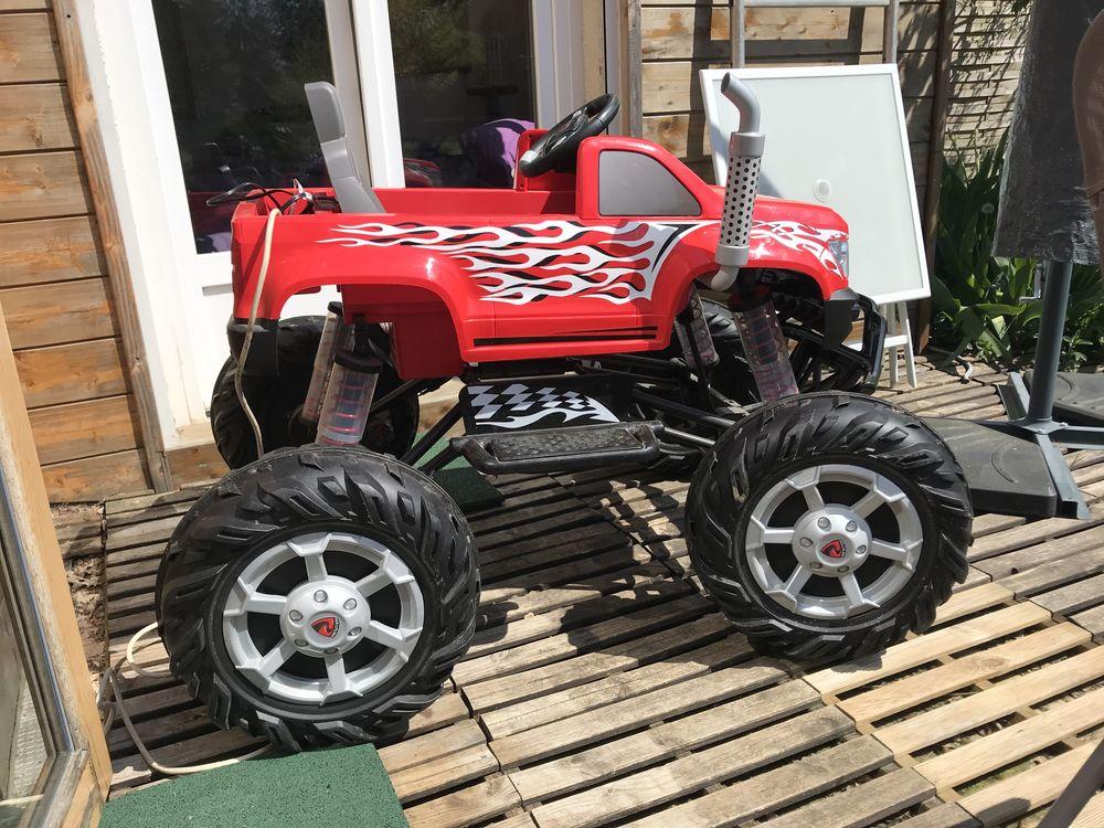 Monster truck électrique 3/7 ans Jeux / jouets