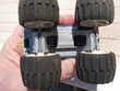 Monster Truck 4 WD US, Majorette, Vintage 8 cm TBE Décoration