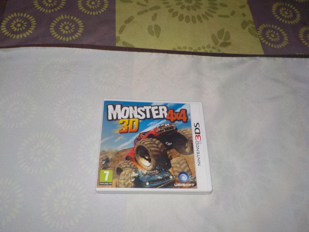 Monster 4 X 4 , 3D  10 Eu (76)
