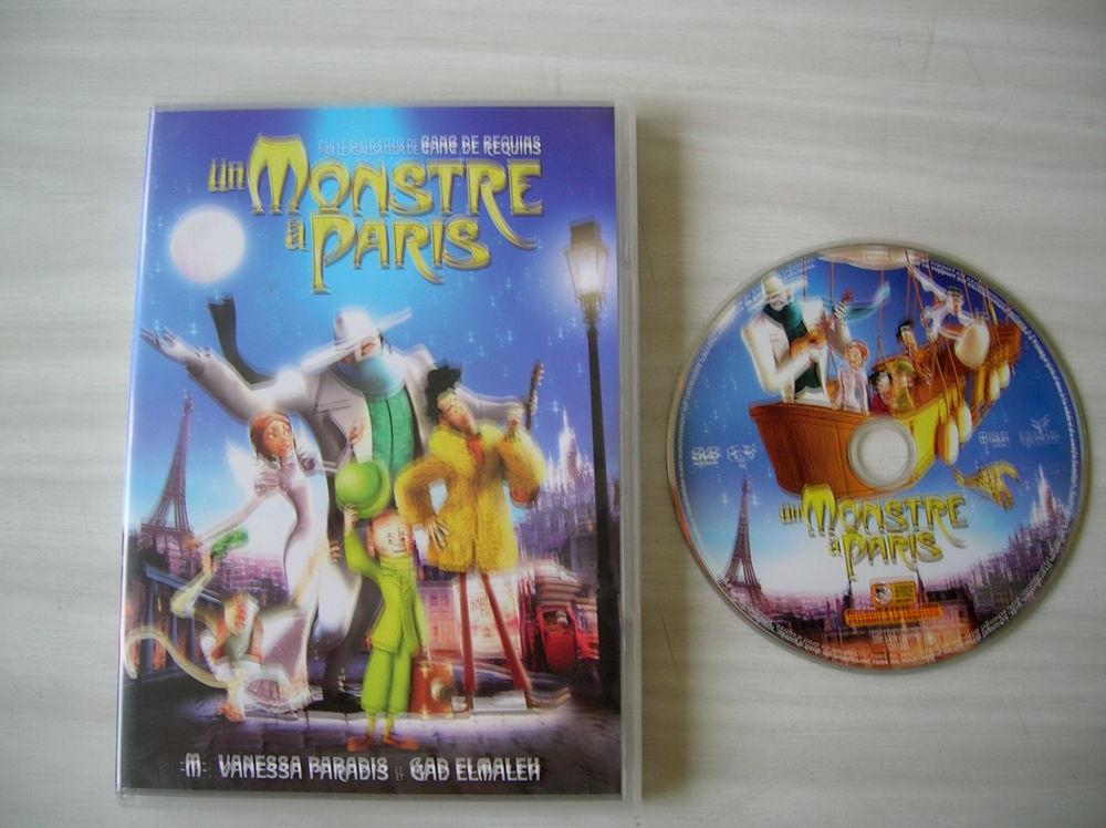 DVD UN MONSTRE A PARIS 4 Nantes (44)