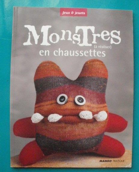 MONSTRES EN CHAUSSETTES à réaliser, 5 Montauban (82)