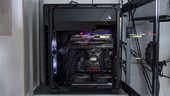 PC montage ou gaming, grosse configuration avec écran Asus  1700 Chantilly (60)